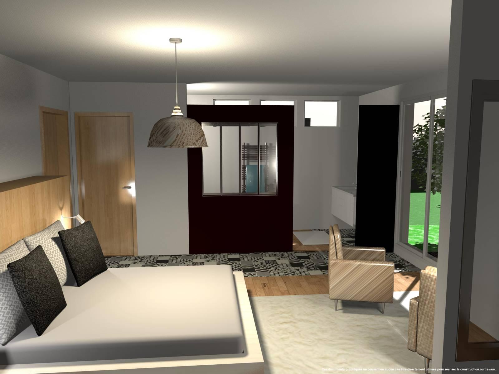 Salle De Bain Dressing agence de décoration d'intérieur aix-en-provence, étude