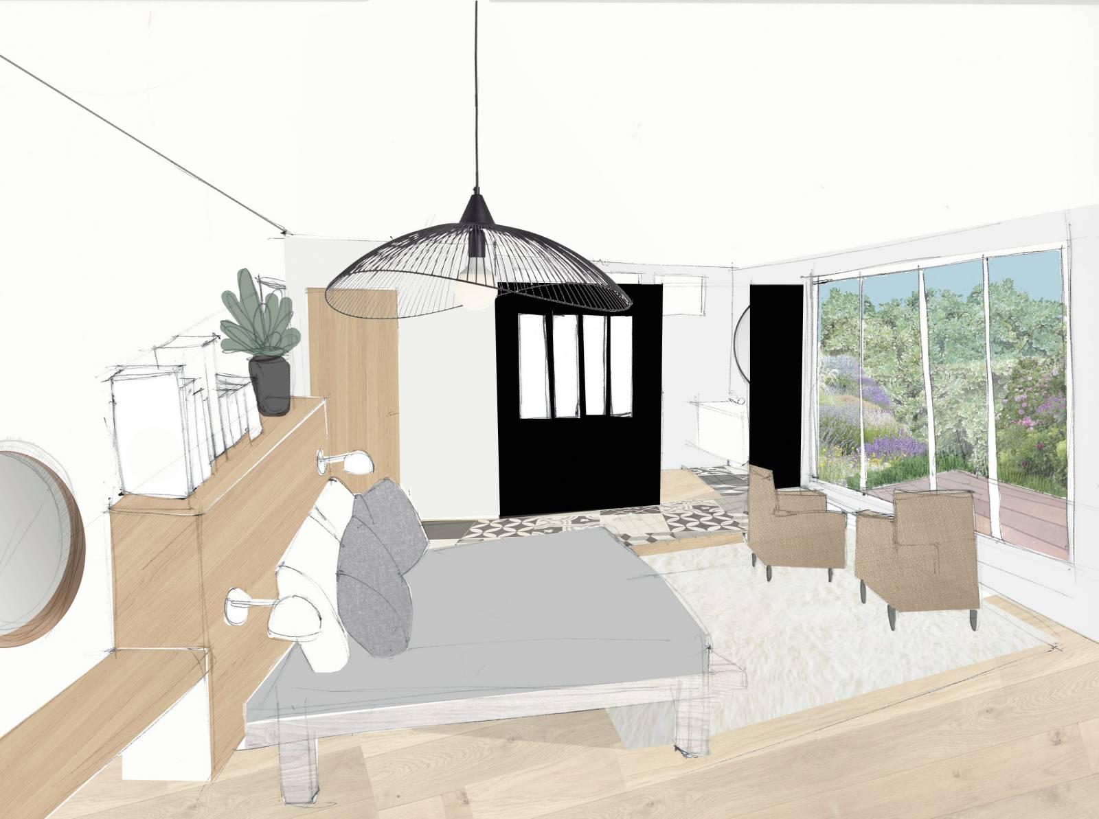 Architecte d\'intérieur Aix-en-Provence, conception, étude et ...