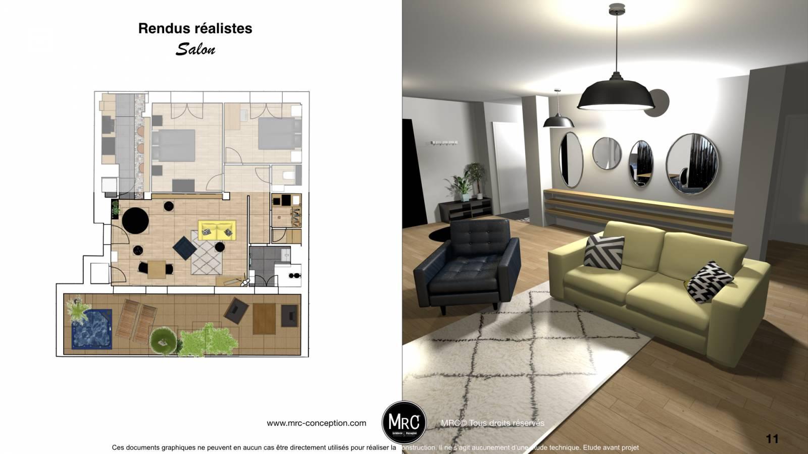 projet de rnovation dappartement et dcoration dans le centre ville de marseille 13006