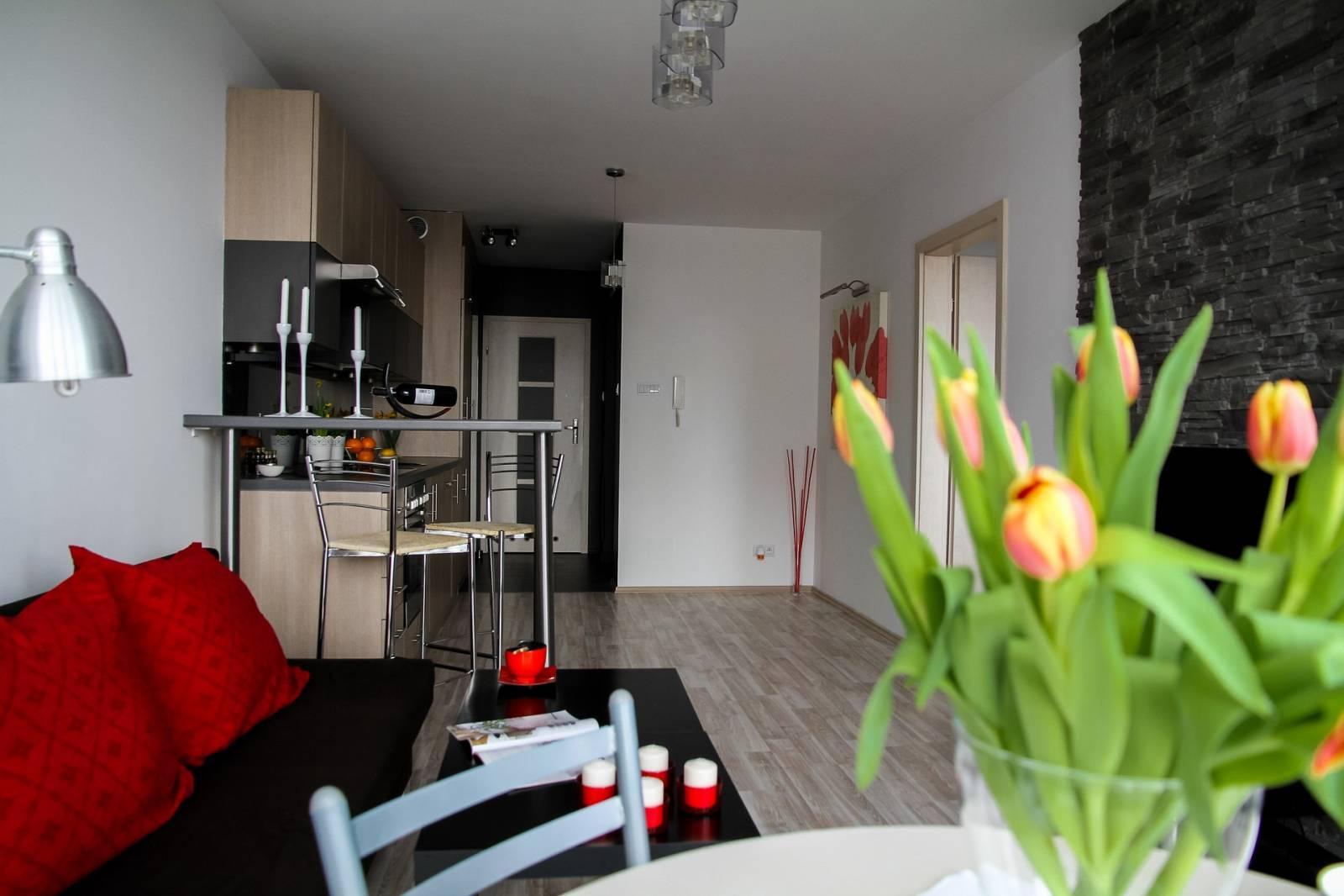 r novation de salon d 39 un appartement par un architecte d 39 int rieur la ciotat agence mrc. Black Bedroom Furniture Sets. Home Design Ideas